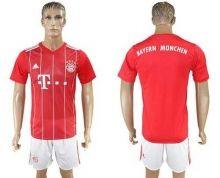 Bayern Munchen Blank Home Soccer Club Jersey Jersey Soccer Jersey Bayern