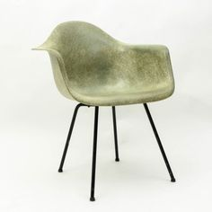 Located using retrostart.com > DAX Lounge Chair by Charles and Ray Eames for Zenith Plastics