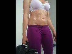 Fitness Inspiration Karolina Workout #79 - YouTube