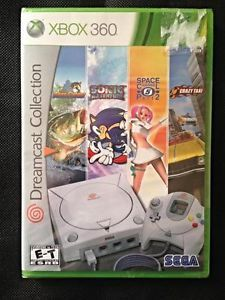 Dreamcast Collection Xbox 360 games New Sealed