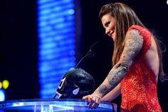 Lita entra al salón de la fama de WWE y reconoce aprendizaje en la lucha libre Mexicana
