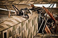 Fokker D.VII   Flickr: partage de photos!