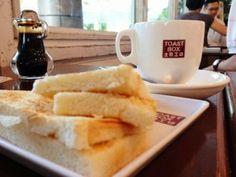 Toast Box Singapore - un mic dejun delicios si o #cafea excelenta