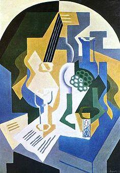 Cubismo - Wikipedia, la enciclopedia libre
