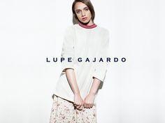 Lupe Gajardo: Lookbook SS 2015 | en Inspireme.cl