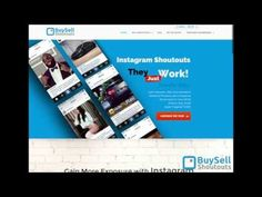 ▶ Partner Dashboard Overview - BuySellShoutouts, Buy & Sell Instagram Shoutouts - YouTube Make Money Online, How To Make Money, Funny Comedy, Robins, Shout Out, Gopro, Healthy Food, Video Games, Gaming