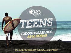 Arte Teens Bola de Neve Campinas-SP