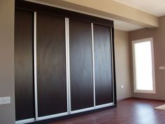 Master bedroom wardrobes are designed to be different from childern bedroom and the extra/guest bedroom.  #HomeInteriors #Wardrobes  http://modular-kitchens.com/wardrobes.html