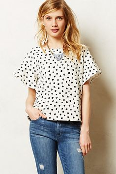 edie swing tee / anthropologie