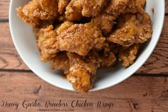 Honey Garlic Boneles