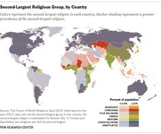 "The ""Nones"" Are the Second-Largest ""Religious Group"" in Nearly Half the World"