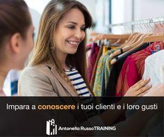 Conoscendo meglio la tua clientela, aumenti le vendite.  Osserva i clienti e le loro scelte per capire cosa si aspettano di trovare nel tuo negozio.   #Retail #Negozio #VendereDiPiù