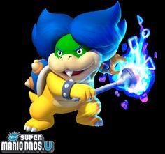 New Super Mario Bros. U: Ludwig von Koopa