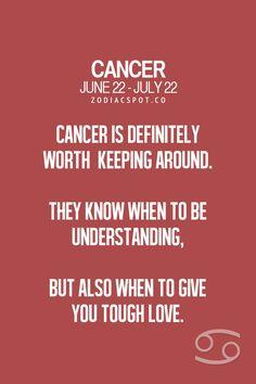 Cancer Zodiac Sign definitely worth keeping around...