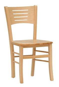 Jídelní židle VERONA z bukového masivu