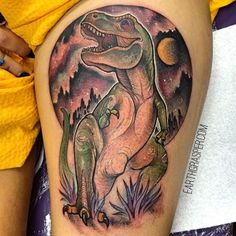 1000 images about t rex tattoos on pinterest dinosaurs for Grand rapids mi tattoo