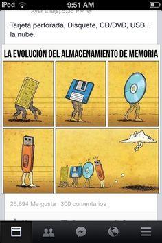 Memoria evolucionaria