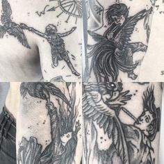 Details of the Peter Pan first illustrations interpretation composition F.DBEDFORD  ——————————————————– Email handjob.booking@gmail.com for appointment Tattooing @toe_loop_tattoo_berlin / @la_boucherie_moderne_brussels ——————————————————– #moreblackink #berlintattoo #...