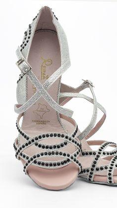 f48ddb35 Pearl Model - Manuel Reina. Guesh · Tango shoes · sandalias de baile Zapatos  ...