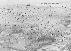 US C-47 chute parachutistes U.S. & Britannique au sud de la France, 15 août 1944