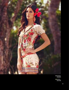 ISSUU - Summer 2013 de Studio F Short Sleeve Dresses, Dresses With Sleeves, Studio, Fashion, Moda, Sleeve Dresses, Fashion Styles, Gowns With Sleeves, Studios