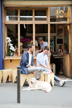 Bonnes adresses : 6 cafés cosy à Paris | Glamour