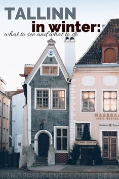 Tallinn in winter – what to see and what to do_ Dubrovnik, Helsinki, Prague, Rome, Amsterdam, Outdoor Dates, Estonia Travel, Water Games For Kids, Backyard For Kids