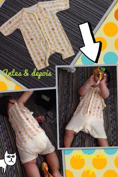 baby clothing diy