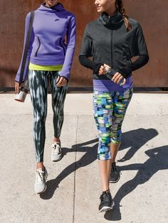 One of the keys to fitness success is a workout buddy and of course, cute workout gear.