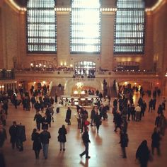 Grand Central Station: the one place I couldn't visit. next time for sureeee #AerieFNO
