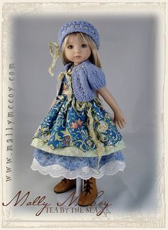 """Little Girl Blue"" 