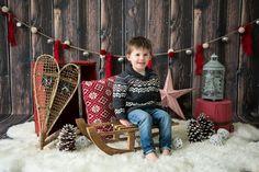 Décor hivernal Zoom photo Noël 2015 chez les Larocque !
