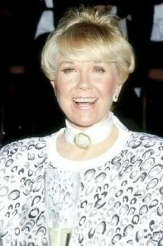 The talented and beautiful Doris Day