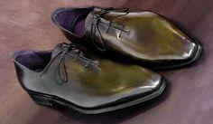 Zapatos Berlutti Shoes