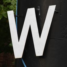 letter W by Leo Reynolds, via Flickr