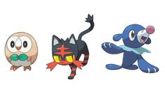 Pokemon Company accidentally leaks the Pokemon Sun and Moon final evolutions: We have the starter forms, we have the mid-evolution forms,…