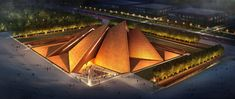 Datong Museum by Foster + Partners