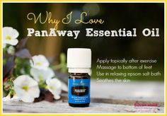 Why I Love PanAway Essential Oil