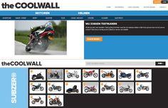 Treedt in contact met motorfiets importeurs via the Coolwall