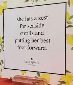 Kate Spade is love