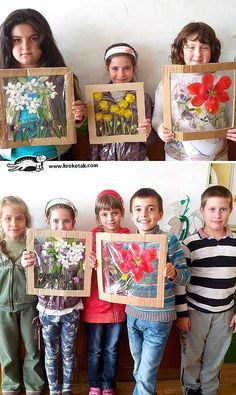 """Few ideas to make something after you have a """"Scavenger Hunt"""" nature walk! -- Nature Crafts for Kids Projects For Kids, Diy For Kids, Crafts For Kids, Arts And Crafts, Art Crafts, Summer Art Projects, Diy Projects, Toddler Activities, Preschool Activities"""