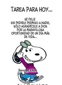 Salud Tutorial and Ideas Daily Life Quotes, Real Life Quotes, Love Quotes, Happy Quotes, Good Morning Funny, Good Morning Quotes, Charlie Brown Quotes, Love Is Comic, Positive Art