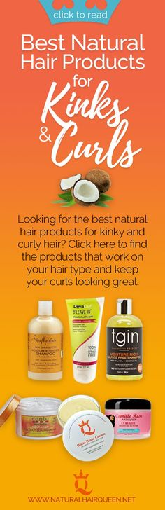 Best Natural Hair Products for Kinks and Curls - In this article, you'll find. - Best Natural Hair Products for Kinks and Curls – In this article, you'll find several of the b - Best Natural Hair Products, Natural Hair Care Tips, Long Natural Hair, Natural Hair Growth, Natural Hair Styles, Natural Curls, Natural Beauty, Curly Hair Routine, Hair Care Routine