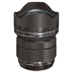 Olympus M.Zuiko - 7 mm to 14 mm - f/2.8 - Zoom Lens for Micro Four Th