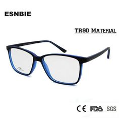 06e24f687c4 TR90 Eyeglasses Frame Women Men Optical Prescription Eyewear Frame Man  Cleareosegal Men s Optical