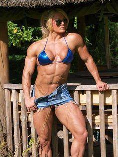 1000 images about lisa cross on pinterest bodybuilder - Lisa cross fbb ...