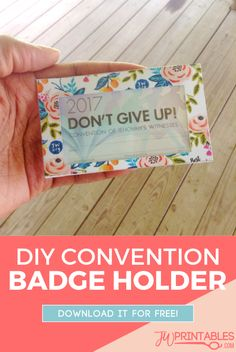 Today's printable is for those who like add a little extra flair to their convention attire! If you see our posts on Instagram, you'll have gotten a sneak peek of…