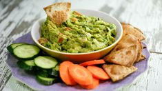 Grilled Guacamole Recipe | Rachael Ray Show