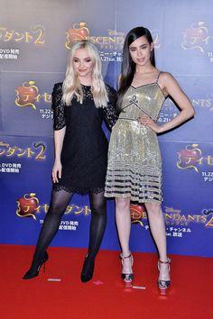 Dove Cameron #DoveCameron and Sofia Carson  Descendants 2 Fan Event in Tokyo http://ift.tt/2gmjqhf
