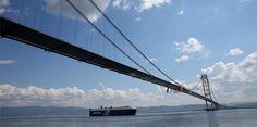 Cumhurbaşkanı Erdoğan köprünün ismini açıkladı  Cumhurbaşkanı Erdoğan köprünün ismini açıkladı Cumhurbaşkanı Recep Tayyip Erdoğan, Başbakan Ahmet Davutoğlu ileUlaştırma, Denizcilik ve Haberleşme Bakanı Binali Yıldırım, İzmit Körfez Geçişi Asma Köprüsü'nün son tabliyesini yerleştirdi.  Cumhurbaşkanı Erdoğan, İzmit Körfez Geçiş Köprüsü'nün adını Osman Gazi Köprüsü olarak açıkladı